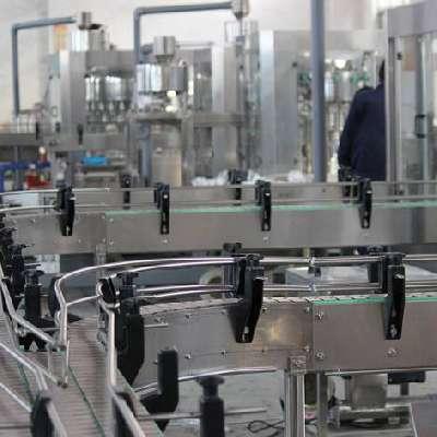 Линия подготовки и розлива питьевой воды в 19-литровые